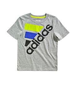 adidas® Boys' 2T-7X Short Sleeve Hero Tee