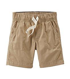 Carter's® Boys' 2T-7 Khaki Woven Shorts