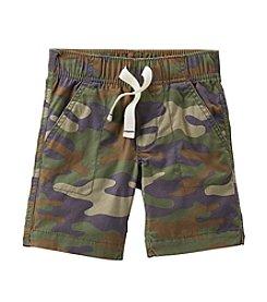 Carter's® Boys' 2T-7 Camo Woven Shorts