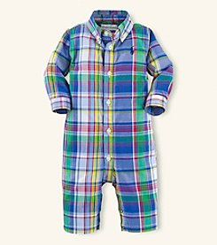 Ralph Lauren Childrenswear Baby Boys' Mardras Coverall