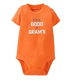 Carter's® Baby Boys' Life Is Good At Gram's Bodysuit