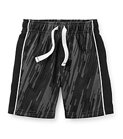 Carter's® Baby Boys' Mesh Print Shorts