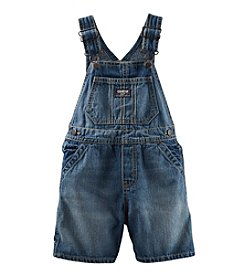 OshKosh B'Gosh® Baby Boys' Denim Shortalls - Beachcomber Wash