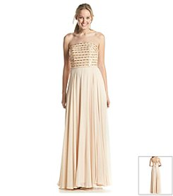 Xscape Sequin Gown