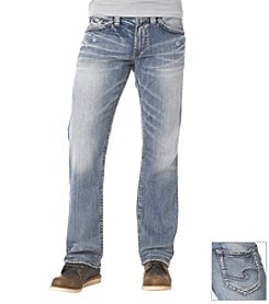 Silver Jeans Co. Men's Zac Relaxed Straight Jean