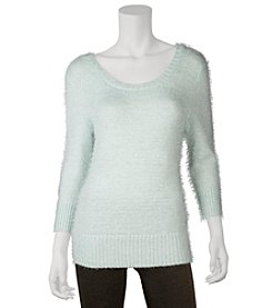 A. Byer Fuzzy Sweater