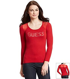 GUESS Romance Logo Sweater