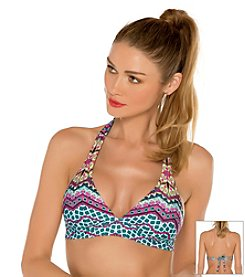 Becca® Borrowed From The Boys Halter Swim Top