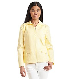 Studio Works® Petites' Twill Sport Jacket