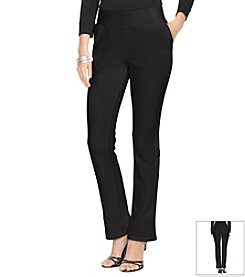Lauren Ralph Lauren® Straight-Leg Cotton Sweatpants