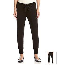 Karen Kane® Cuff Drawstring Pull Pant