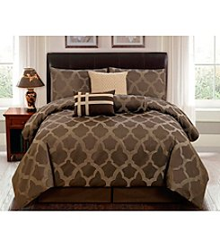 Riverbrook Home Percy 7-pc. Comforter Set