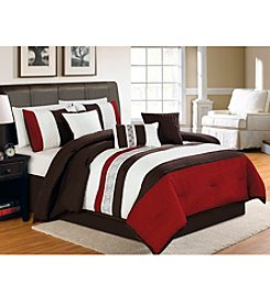 Riverbrook Home Zed 7-pc. Comforter Set