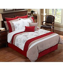 Riverbrook Home Ellen 8-pc. Comforter Set