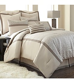 Pacific Coast Textiles® Mercer 8-pc. Comforter Set