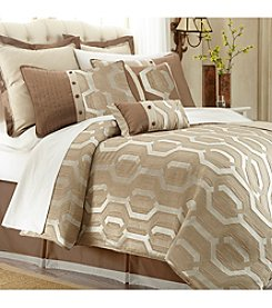 Pacific Coast Textiles® Link 8-pc. Comforter Set