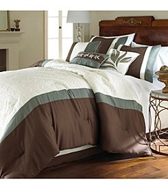 Pacific Coast Textiles® Crestwood 8-pc. Comforter Set