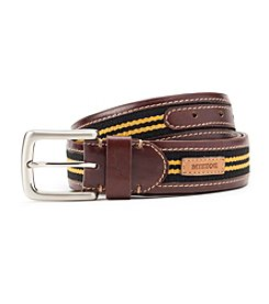 Jack Mason Men's University of Missouri Tailgate Belt