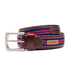 Jack Mason Men's University of Mississippi Tailgate Belt