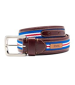 Jack Mason Men's Southern Methodist University Tailgate Belt