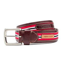 Jack Mason Men's Texas Tech University Tailgate Belt