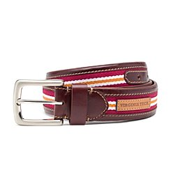 Jack Mason Men's Virginia Tech University Tailgate Belt