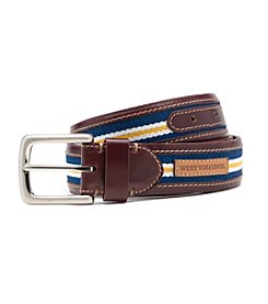 Jack Mason Men's University of West Virginia Tailgate Belt