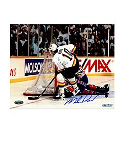 Steiner Sports Memorabilia New York Rangers' Mike Richter vs. Pavel Bure Horizontal 8X10