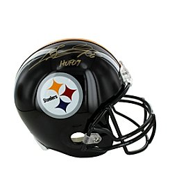 NFL® Pittsburgh Steelers Rod Woodson Authentic Helmet With Inscription