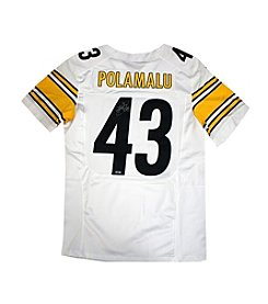 NFL® Pittsburgh Steelers Troy Polamalu Signed Nike Jersey