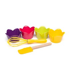 Zak Design® Let's Make Cupcakes 6-pc. Activity Set