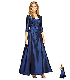 Alex Evenings® Jacket Ballgown Dress