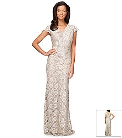 Alex Evenings® A-Line Lace Dress