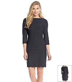 Julia Jordan® Circle Sheath Dress