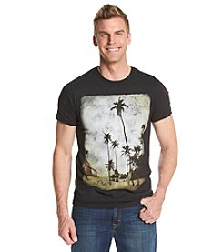 Paradise Collection® Men's Surf Club Screen Tee