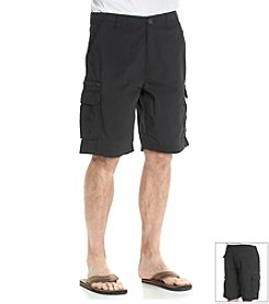 Paradise Collection® Men's Cotton Nylon Cargo Short
