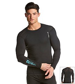 Reebok® Men's Long Sleeve Compression Performance Tee