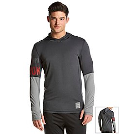 Reebok® Men's Hooded Light Weight Performance Tee