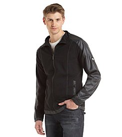 DKNY JEANS® Men's Full Zip Track Jacket