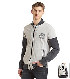 DKNY JEANS® Men's Baseball Jacket