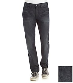 DKNY JEANS® Men's Bleecker Straight Garnet Jean