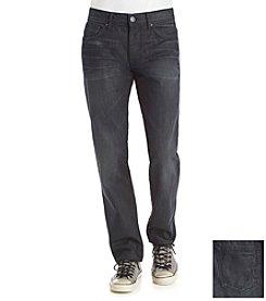 DKNY JEANS® Men's Bleecker Straight Garnet Jean