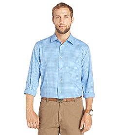 Van Heusen® Men's Long Sleeve Modern Dobby Woven Shirt