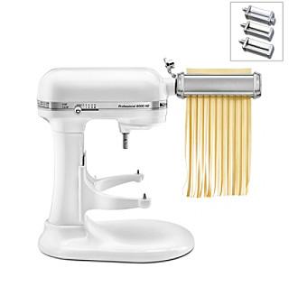 stand mixer pasta roller cutter