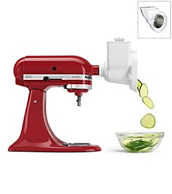 KitchenAid® Stand Mixer Roto Slicer & Shredder Attachment