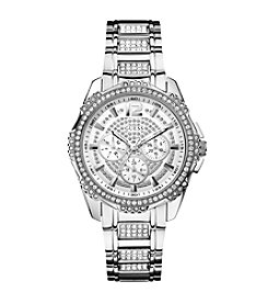 Guess Womens Active Sport Midsize Glitz Watch