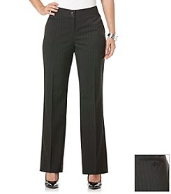 Rafaella® Neat Stripe Pant