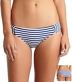BCBGeneration™ Dream Side Hipster Bikini Swim Bottoms