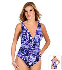 Miraclesuit® Fan Dance Allegro One Piece Swimsuit