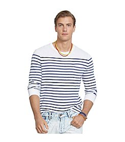 Polo Ralph Lauren® Men's Long Sleeve Knit Tee